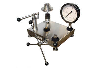 Pneumatic Dead Weight Tester